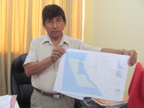 PERUPETRO realizará exploración de petróleo en Ica
