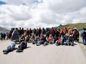 Ronderos campesinos. Foto: Elqui Herrera.